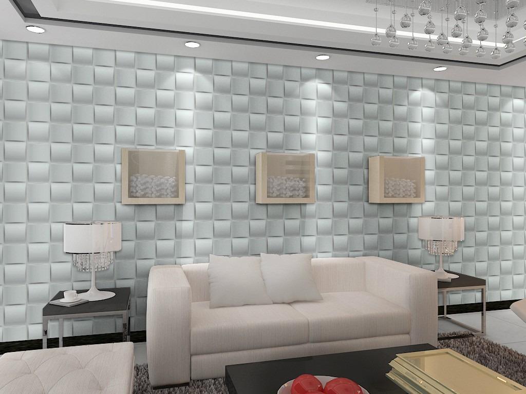 Paneles decorativos 3d modelo olaf revestimiento paredes - Paneles decorativos 3d ...