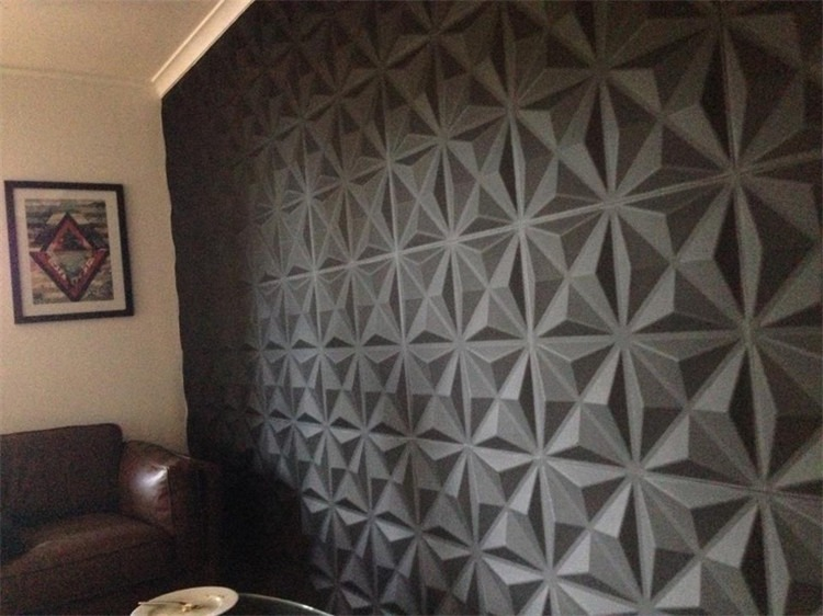 Paneles decorativos 3d pared pvc panel en - Paneles decorativos para paredes ...