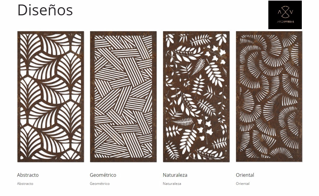 Paneles decorativos funcionales en acero mdf madera - Paneles decorativos ikea ...