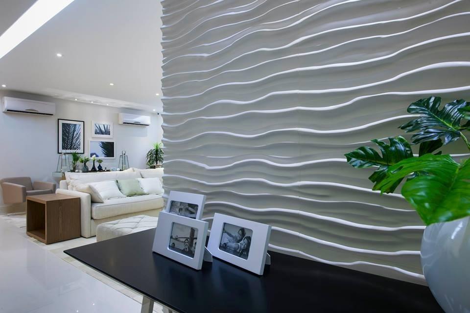 Paneles decorativos revestimiento de pared 3d castelatto - Revestimientos de pared ...