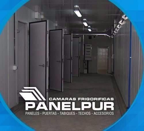 paneles para camara frigorifica  congelado precio  x m2