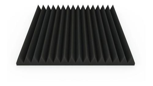 paneles placas acústicas alpine basic 500x500x50mm nacional