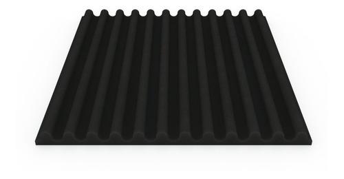 paneles placas acústicos ciclos 500x500x30mm retardodellama