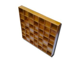 paneles profesionales de difusion acustica 60 x 60 x 7 cm