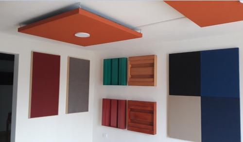 paneles, puertas, acondicionamiento acústico salas