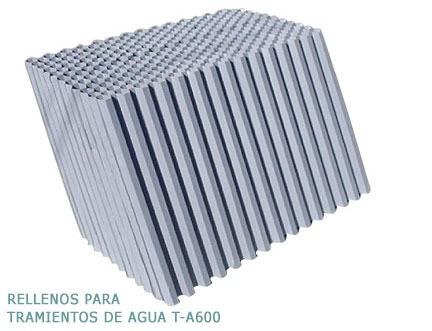 paneles sediemtadores - sedimentador pl. inclinadas seditubo