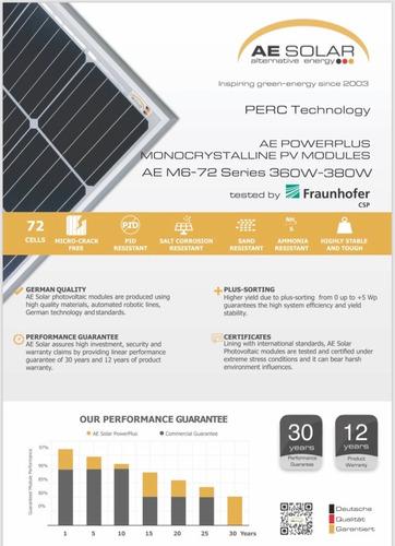 paneles solares alemanes