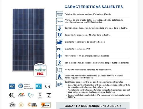paneles solares con