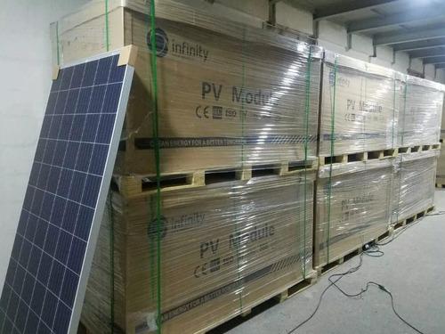 paneles solares de 340w y 355w