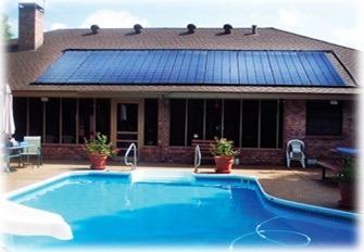 Paneles solares de temperado de piscina garant a 1 for Cuanto sale construir una piscina