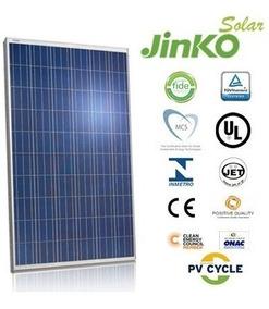 Paneles Solares Jinko 325 Watts 72 Celdas, Promocion
