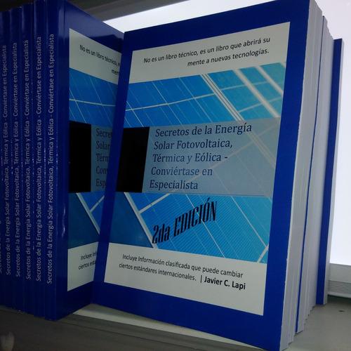paneles solares libro curso capacitacion instaladores 2da ed