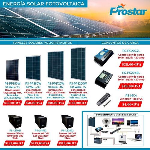 paneles solares quito soluciones kits  para casa solar fotov