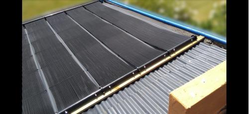 paneles y colectores solares para piscinas