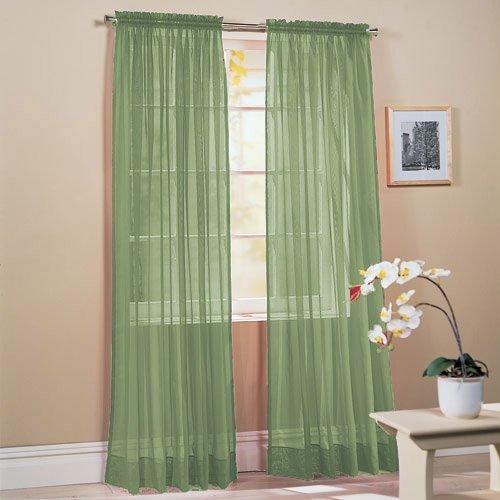 paneles,2 piezas cortinas de las ventanas  cortina  pane..
