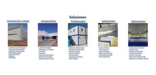 panelesa soluciones constructivas modulares rapidas livianas