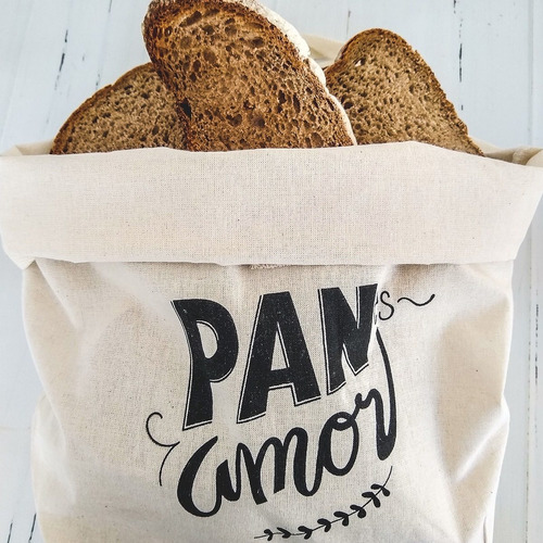 panera / bolsa de pan