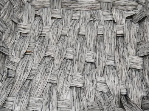 panera cesto organizador cuadrada gris bazar pacho's
