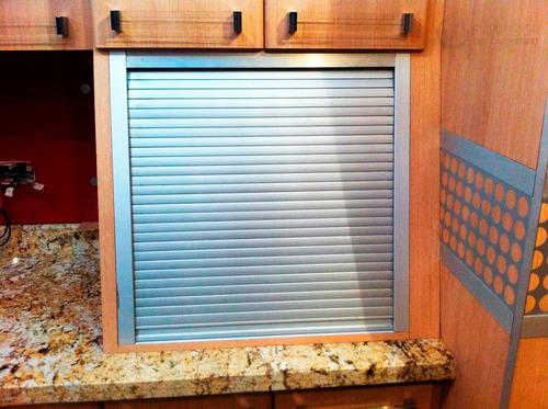 panera puerta santa maria de aluminio 90cm