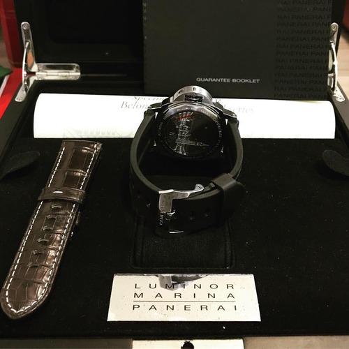 panerai luminor marina veneza 44mm - edição limitada de 100
