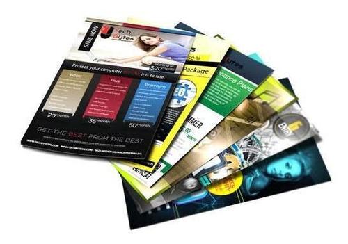 panfletos personalizados