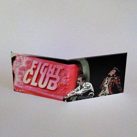 pangea fight club   billetera de tyvek