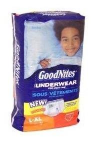 pañ.goodnites bedtime pants l-xl x 11un