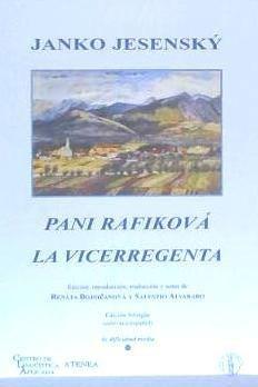 pani rafikova vicerregenta (bilingüe)(libro )