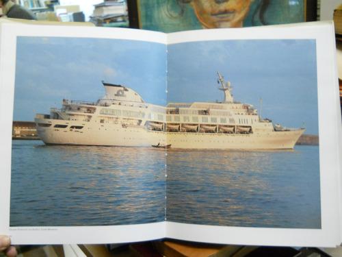 paniagua - buques de crucero del año 2000