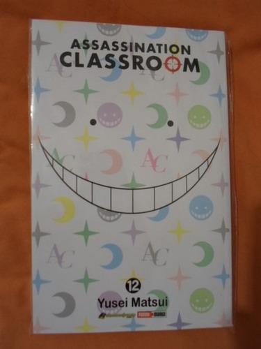 panini manga assassination classroom latino tomos 11 al 14