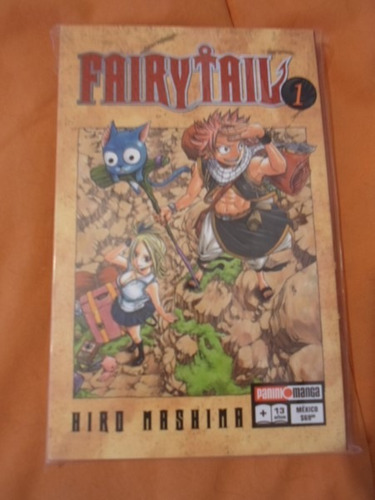 panini manga fairy tail latino tomos del 1 al 10 250000