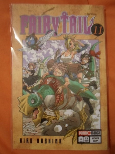 panini manga fairy tail latino tomos del 11 al 14 104000