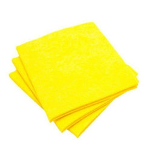 Paño Amarillo Multiuso Cocina Mr. Trapo Pack 12 Blister X3