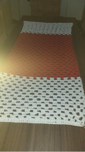 pano centro de mesa em crochê