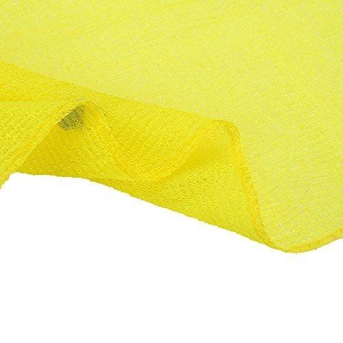 paño de baño / toalla de nylon exfoliante largo de kakooi, t