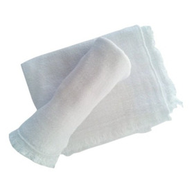 Pano De Chão Para Limpeza Branco Grande