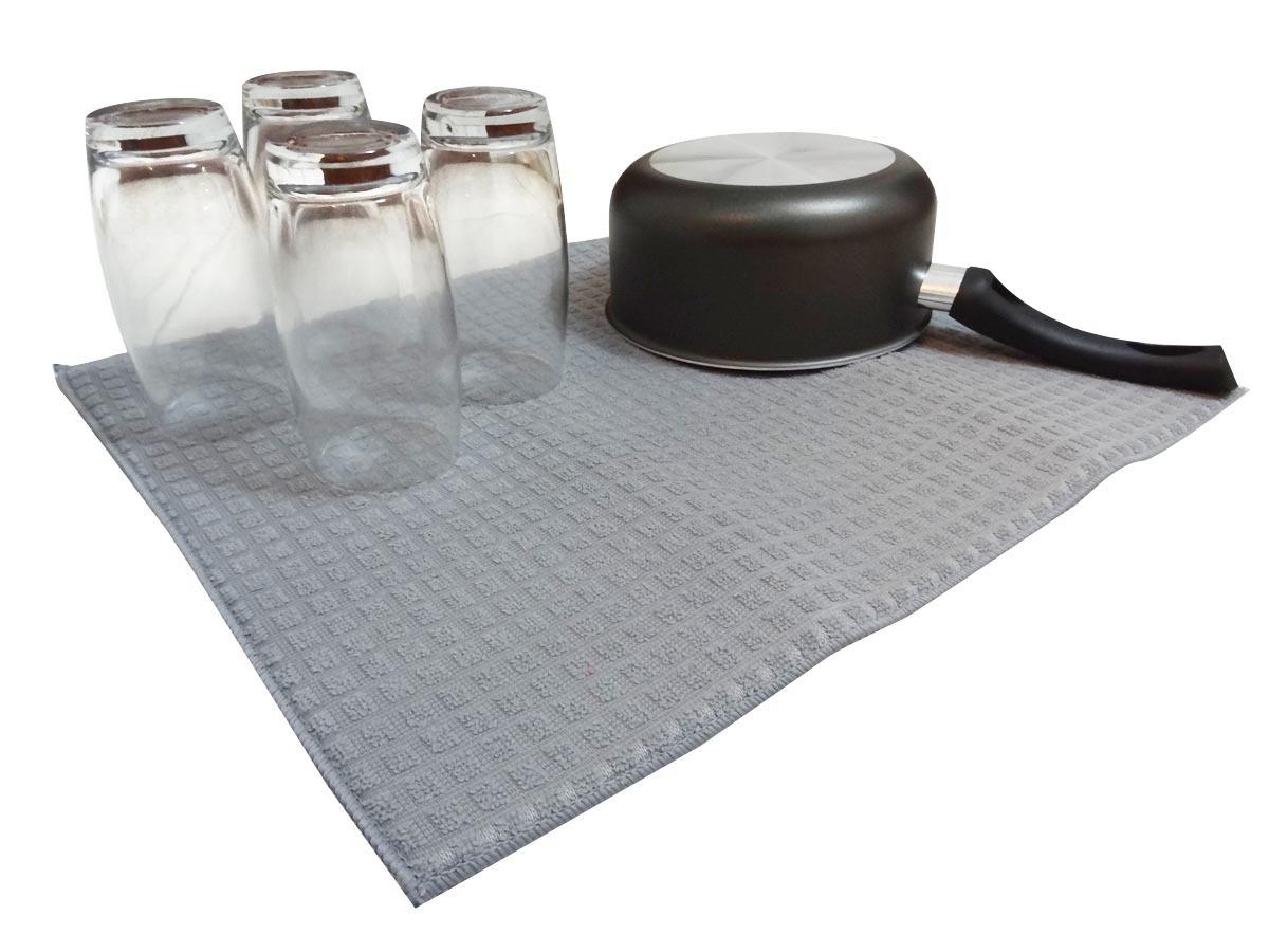 paño gris escurridor microfibra secaplatos vasos. Cargando zoom. bbc590640881