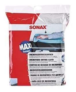 paño microfibra para secado 80x50 cm sonax