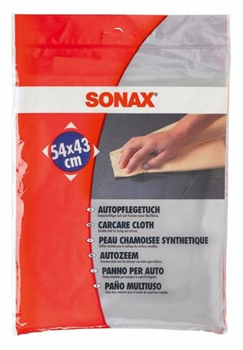 paño multiuso 54x43 cm  sonax