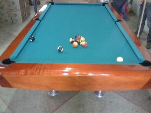 paño para mesa de pool y billar importado