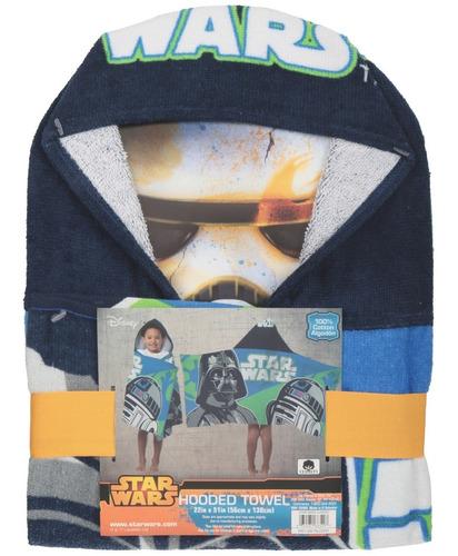 paño toalla para niños disney original star wars