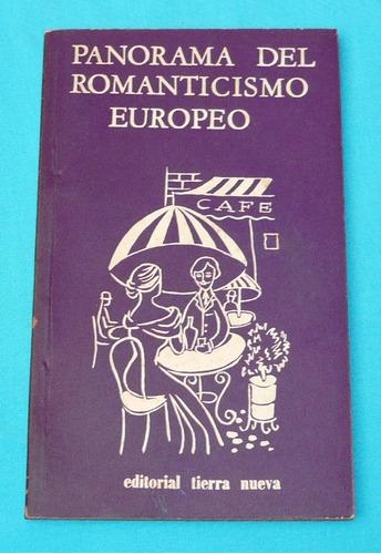 panorama del romanticismo europeo lord byron oscar wilde etc