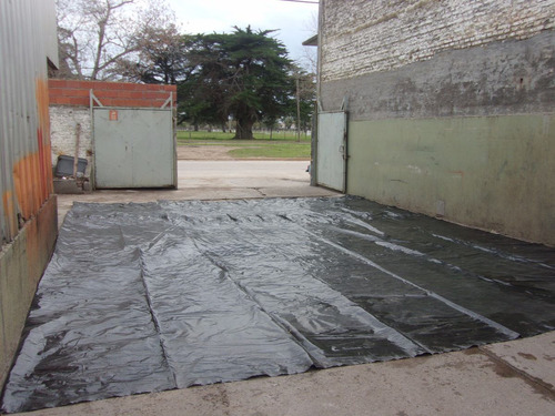 paños de silo bolsa usado 8 metros cuadrados(1x8)