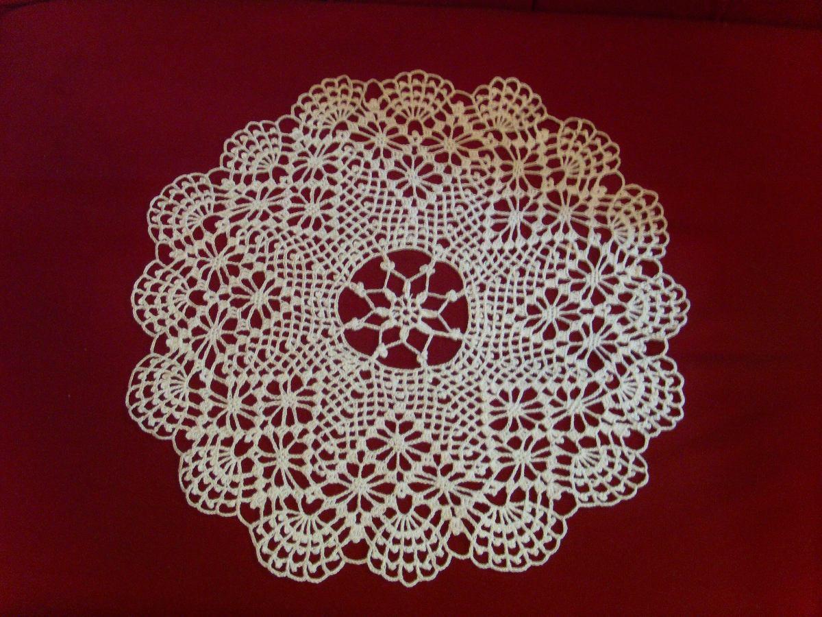 Tapetes Tejidos A Crochet Decoraci N En Mercado Libre Venezuela