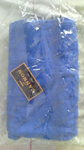 paños toalla cannon  1,40 x 75 cm
