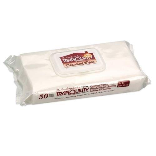 paños y toallastranquilidad 3101 adulto toallita desechab..