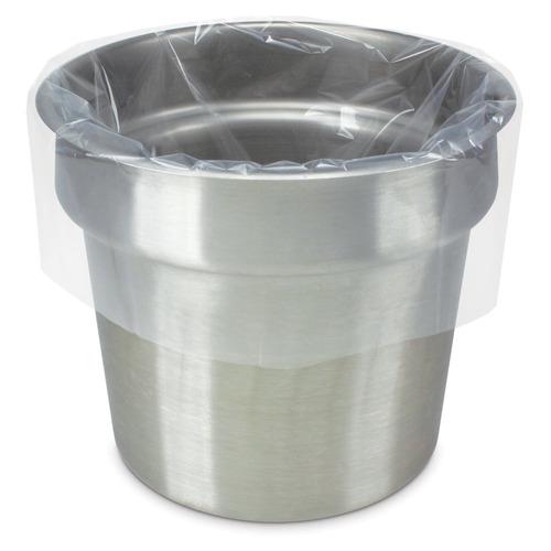 pansaver 42011 round 6/7 qt pan liner, 15 & quot; x 15 & quo