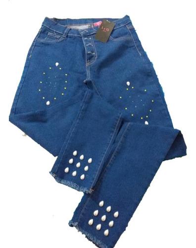 pantalanones de jeans para dama strech