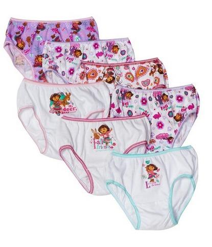 adb7c718368 Pantaletas Importadas Niñas Dora T 6 Nickelodeon