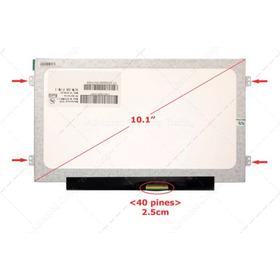 Pantalla 10.1 Led 40pin N101l6-l0d Rev C01 C02